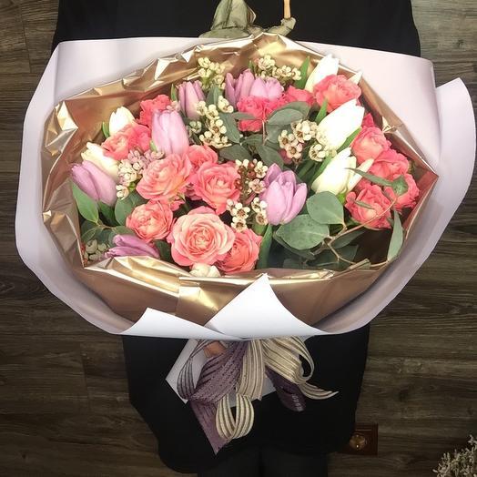 Wonder: букеты цветов на заказ Flowwow