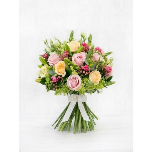 БУКЕТ ЛЕТНИЙ МИКС: букеты цветов на заказ Flowwow