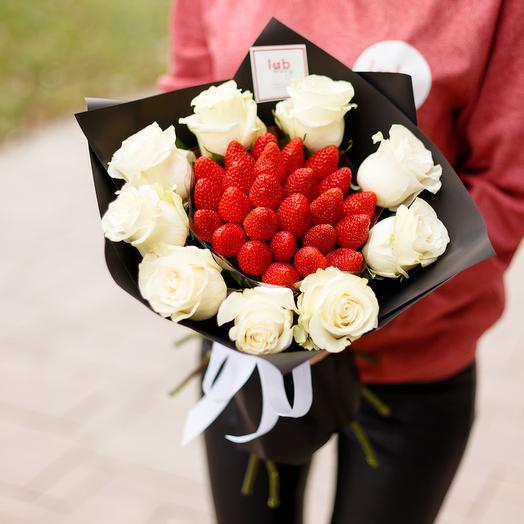 Сатурн S: букеты цветов на заказ Flowwow