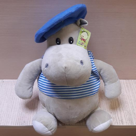 Бегемот-моряк
