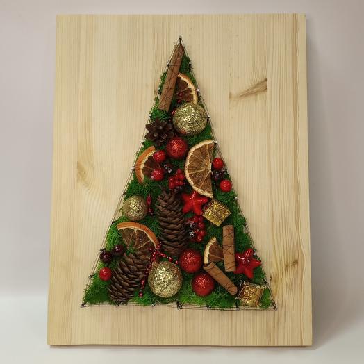 Рождественское панно