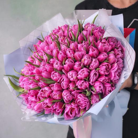 Тюльпановое наслаждение