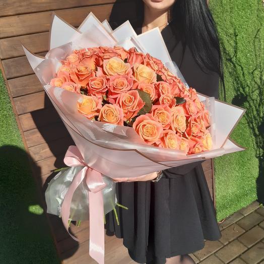 43 ароматная роза