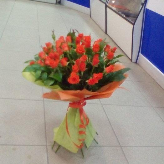 Букет 32: букеты цветов на заказ Flowwow