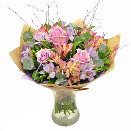 Букет Амазонка: букеты цветов на заказ Flowwow