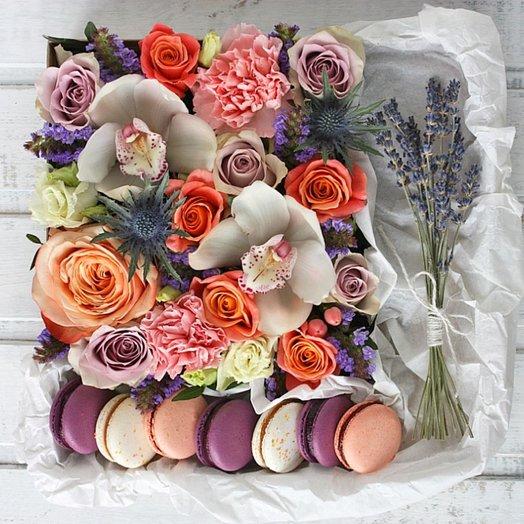 Зара: букеты цветов на заказ Flowwow