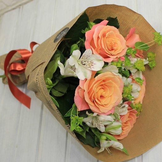 Апельсин: букеты цветов на заказ Flowwow