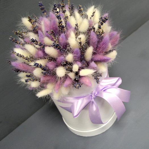 """""""Лавандовый рай"""": букеты цветов на заказ Flowwow"""