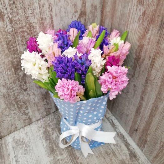 Радужное облако hi: букеты цветов на заказ Flowwow