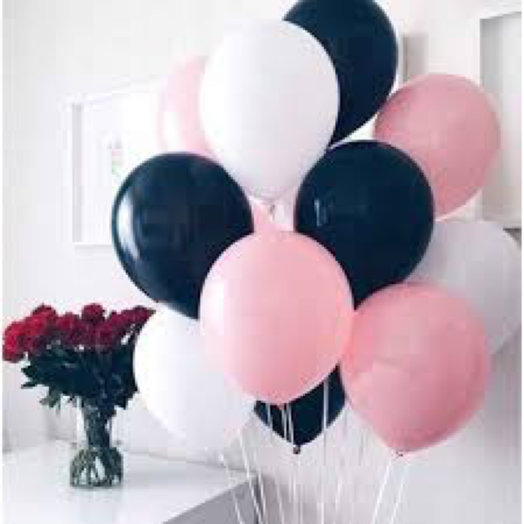 25 шариков: букеты цветов на заказ Flowwow