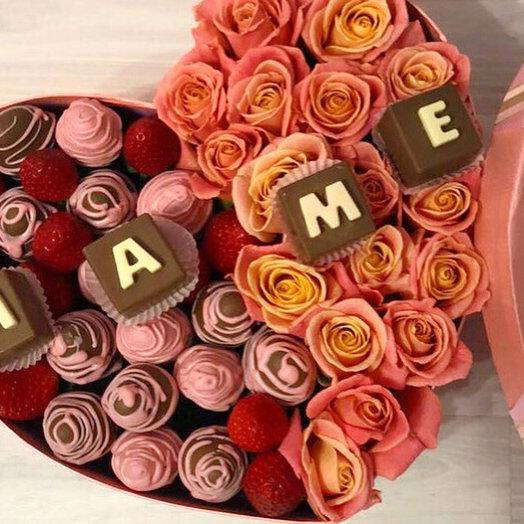 Подарок для мамы: букеты цветов на заказ Flowwow