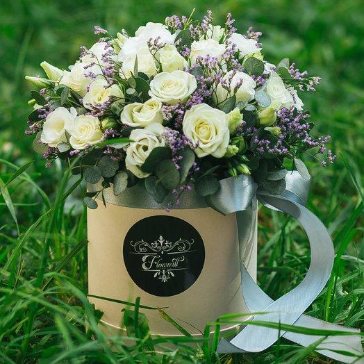 Счастливые моменты 4: букеты цветов на заказ Flowwow
