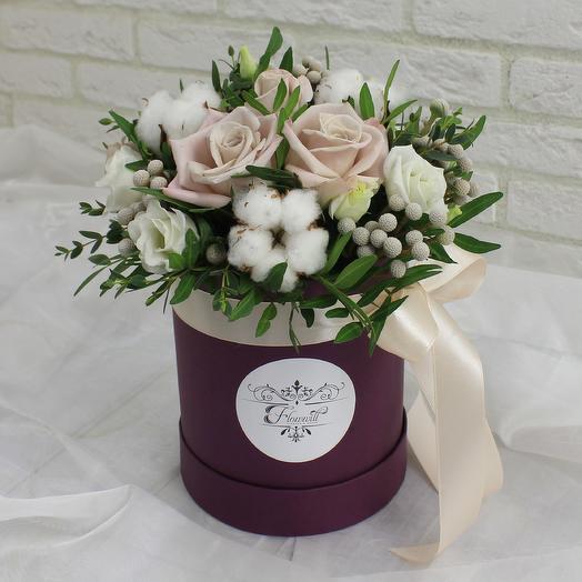 Нежная пудра: букеты цветов на заказ Flowwow
