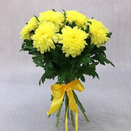 Зембла Желтая: букеты цветов на заказ Flowwow