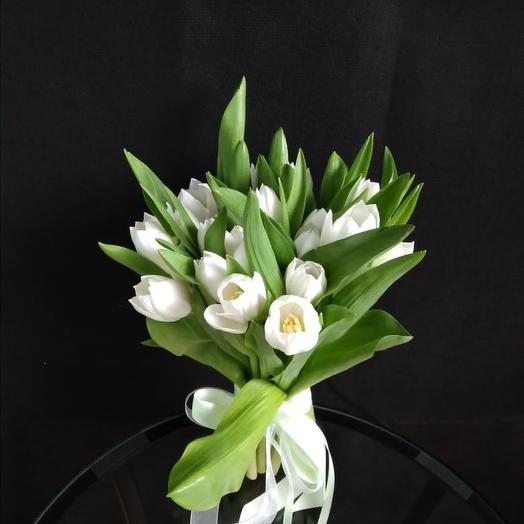 N 46: букеты цветов на заказ Flowwow