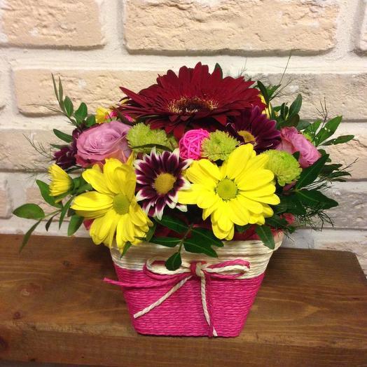 И это только Для тебя: букеты цветов на заказ Flowwow