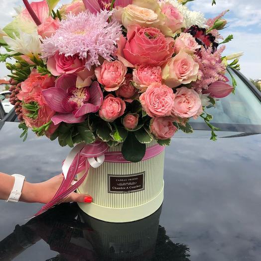 """""""Соблазнительный шарм"""": букеты цветов на заказ Flowwow"""