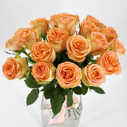 Персиковый сок: букеты цветов на заказ Flowwow