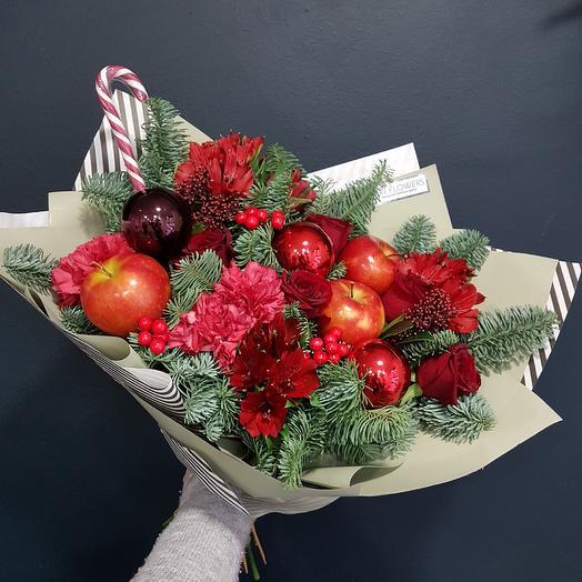 Сочный букет: букеты цветов на заказ Flowwow