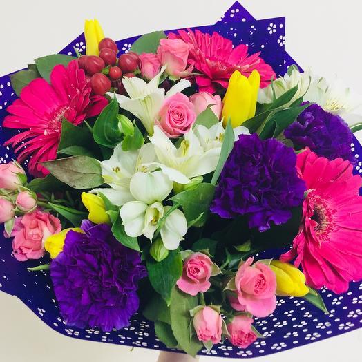 Лавандовый: букеты цветов на заказ Flowwow