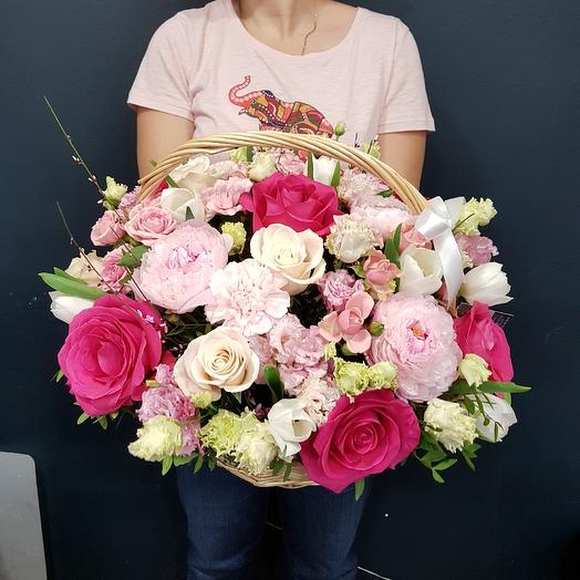 Эмилия: букеты цветов на заказ Flowwow