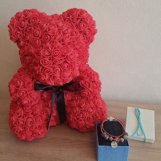 Подарочный набор 39: букеты цветов на заказ Flowwow