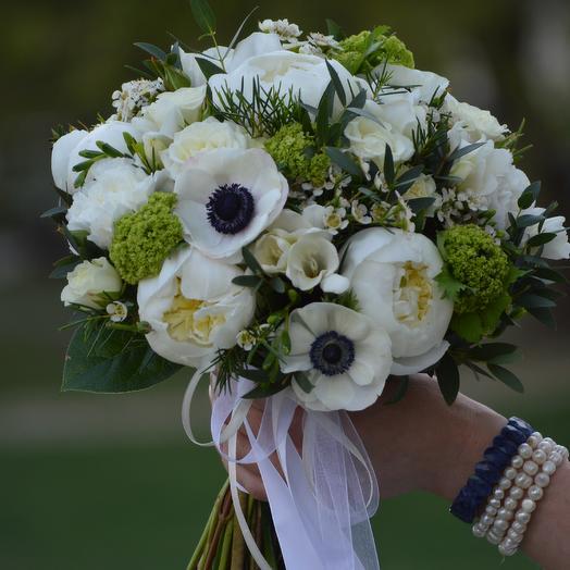 Жемчужина: букеты цветов на заказ Flowwow