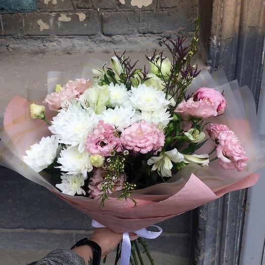 Воздушность: букеты цветов на заказ Flowwow
