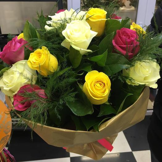 Арт. 089561: букеты цветов на заказ Flowwow