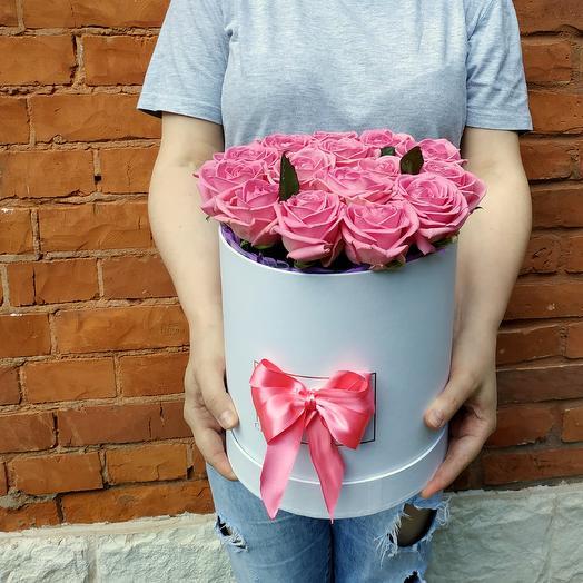 Все мысли о тебе: букеты цветов на заказ Flowwow