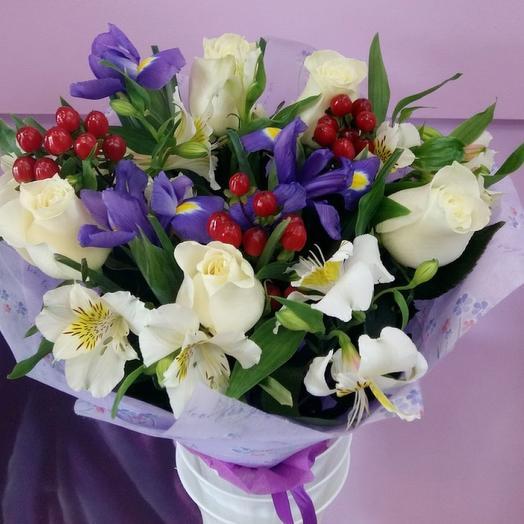 FLOWER*5: букеты цветов на заказ Flowwow