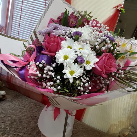 Причуда: букеты цветов на заказ Flowwow