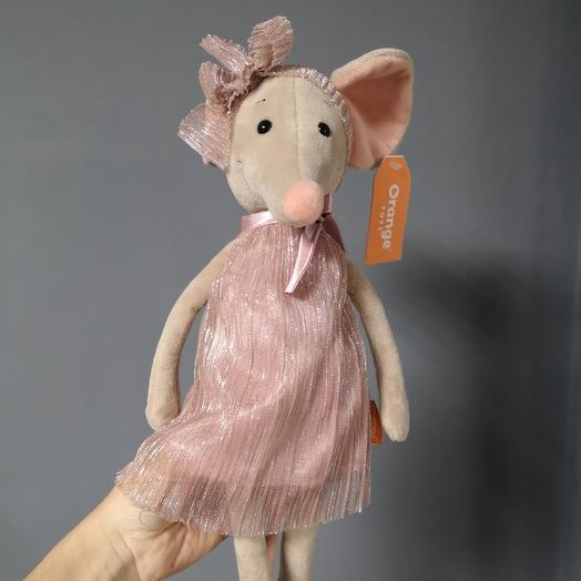 Мышь в большом городе Шарлотта: букеты цветов на заказ Flowwow