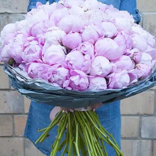 """Букет """"Душистый пион"""": букеты цветов на заказ Flowwow"""
