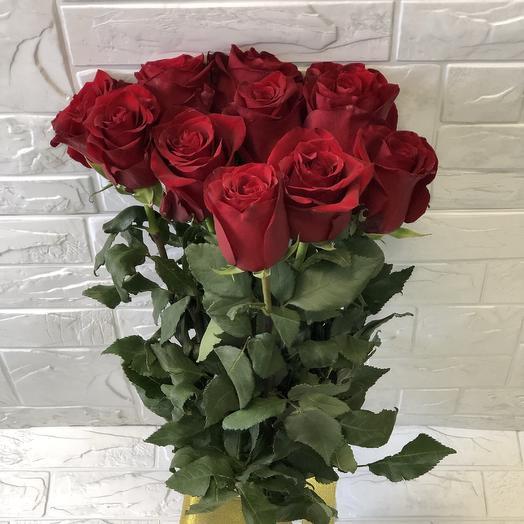 11 роз Экспоуэр