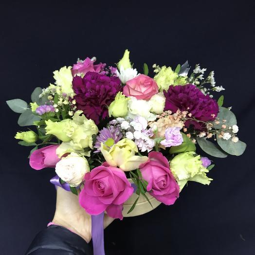 Милаш дня ️: букеты цветов на заказ Flowwow
