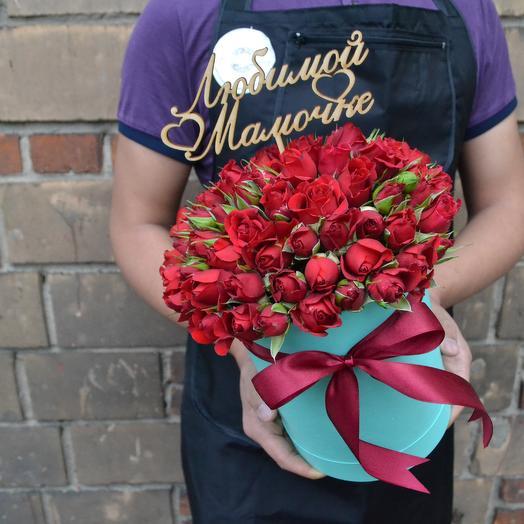 На день матери ( Топпер мамочке в подарок): букеты цветов на заказ Flowwow