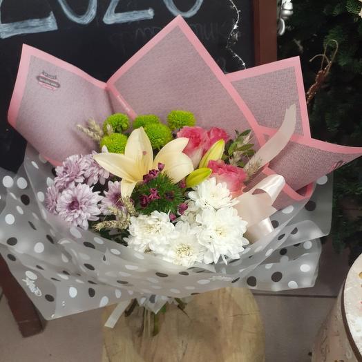 Такая нежность: букеты цветов на заказ Flowwow