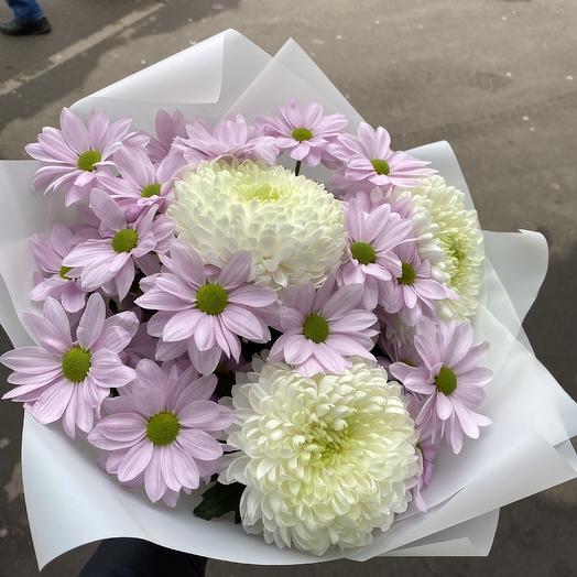 Чудесный букет ️: букеты цветов на заказ Flowwow