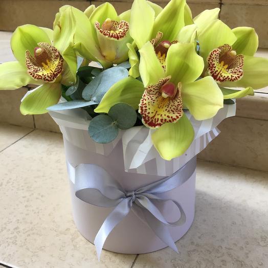 Green Apple: букеты цветов на заказ Flowwow