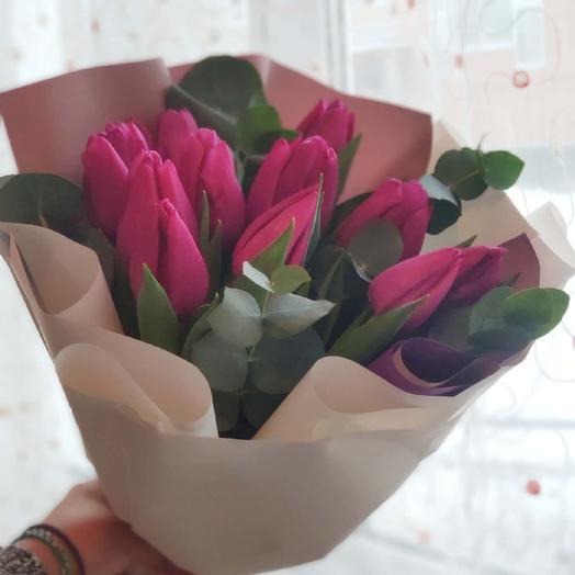 День влюбленных 💕: букеты цветов на заказ Flowwow