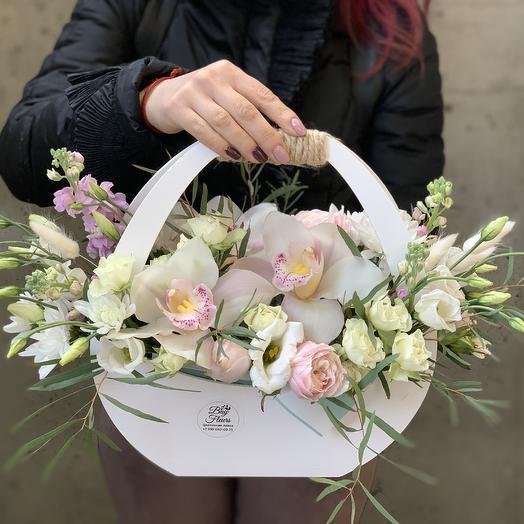 Сумочка с цветами «Очарование»