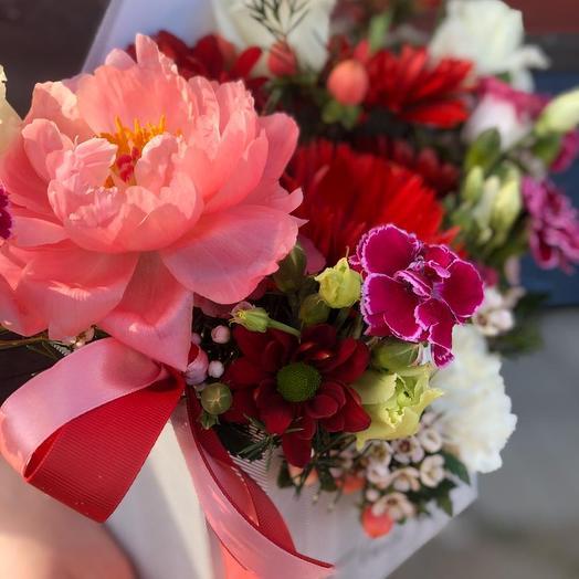 Цветочное утро: букеты цветов на заказ Flowwow