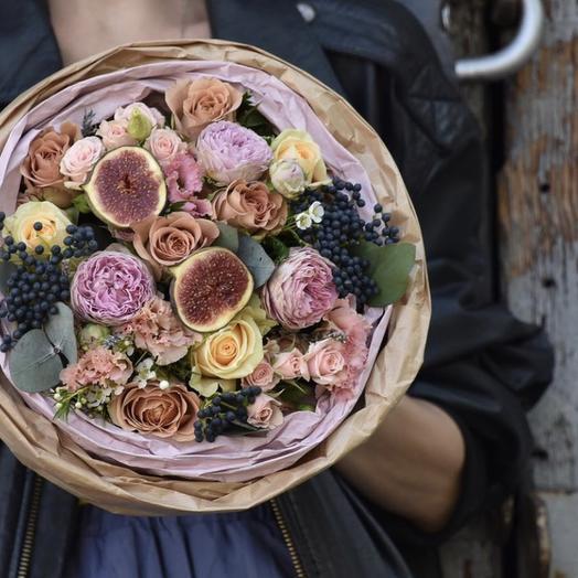 """Букет цветов """"Аромат счастья"""""""