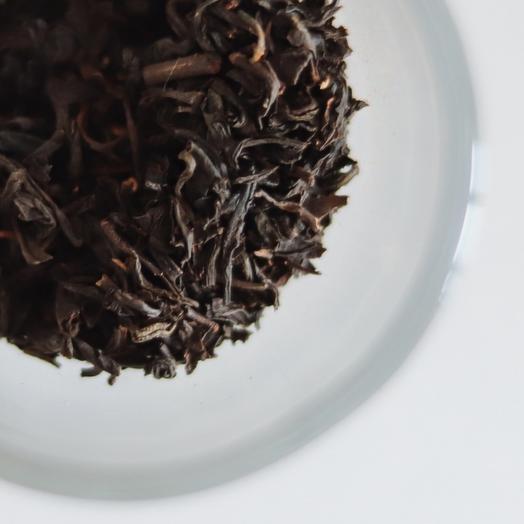Красный копчёный чай