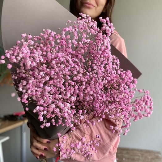Гипсовала розовая