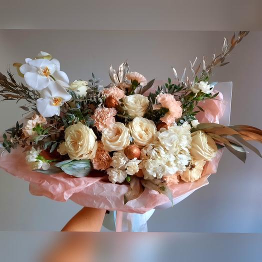 "Букет ""White flowers"""