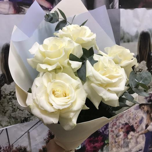Ажурные розы