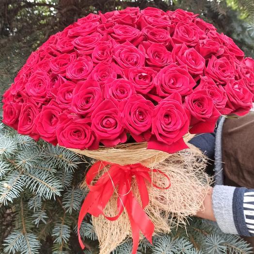 101 роза в сезали