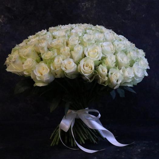 Роза 101шт 50см Эквадор